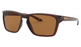 Oakley Sylas Sunglasses - Polished Rootbeer / Prizm Bronze