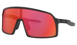Oakley Sutro S Sunglasses - Matte Black / Prizm Trail Torch
