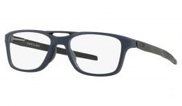 Oakley Gauge 7.2 (TruBridge) Prescription Glasses - Universe Blue - Essilor Lenses