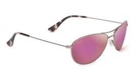 Maui Jim Baby Beach Sunglasses - Rose Gold / Maui Sunrise Polarised