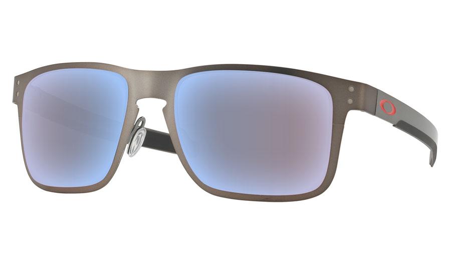 ac7d16f9e77 Oakley Holbrook Metal Prescription Sunglasses. Colour  Matte Gunmetal ...