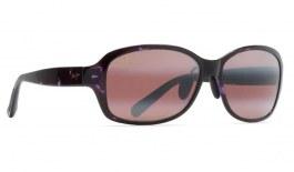 Maui Jim Koki Beach Sunglasses - Purple Tortoise / Maui Rose Polarised