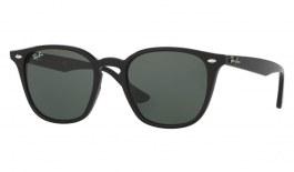 Ray-Ban RB4258 Sunglasses - Black / Green