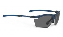 Rudy Project Rydon Slim Prescription Sunglasses - ImpactRX Directly Glazed - Matte Navy Blue