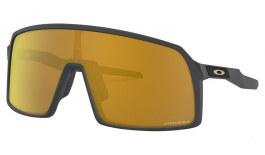 Oakley Sutro Sunglasses - Matte Carbon / Prizm 24K