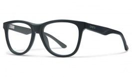 Smith Bowline Glasses - Matte Black - Essilor Lenses