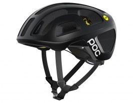 POC Octal MIPS Road Bike Helmet - Matte Uranium Black