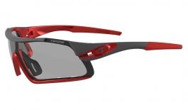 Tifosi Davos Sunglasses - Race Red / Smoke Fototec