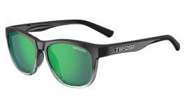 Tifosi Swank Sunglasses - Onyx Fade / Smoke Green