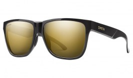 Smith Lowdown XL 2 Sunglasses - Black Gold / ChromaPop Black Gold Polarised