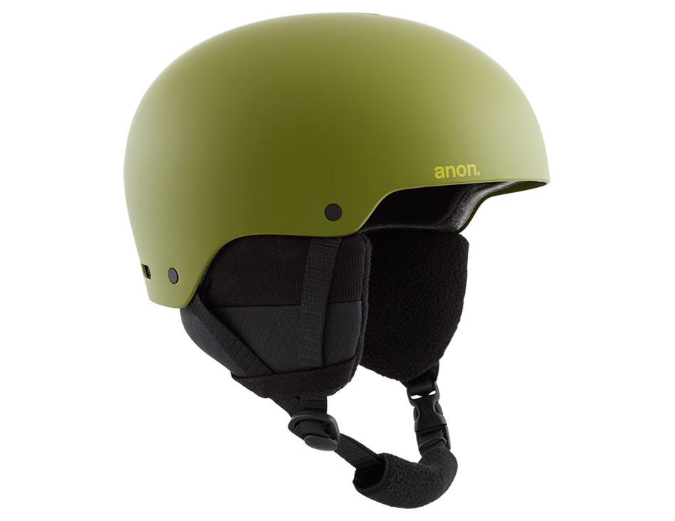 Anon Raider 3 Ski Helmet - Green