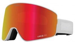 Dragon PXV2 Ski Goggles - Corduroy / Lumalens Red Ion + Lumalens Rose