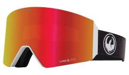 Dragon RVX OTG Ski Goggles - The Calm / Lumalens Red Ion + Lumalens Rose