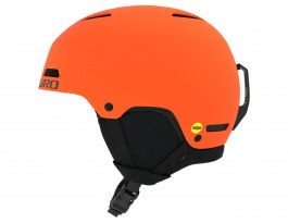 Giro Crue MIPS Ski Helmet - Matte Bright Orange