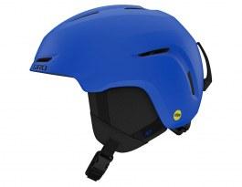 Giro Spur MIPS Ski Helmet - Matte Trim Blue
