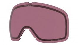 Oakley Flight Tracker XL Ski Goggles Replacement Lens Kit - Prizm Dark Grey