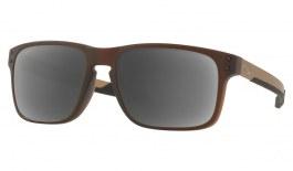 Oakley Holbrook Mix Prescription Sunglasses - Matte Rootbeer