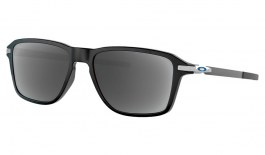 Oakley Wheel House Prescription Sunglasses - Polished Black