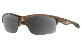 Oakley Bottle Rocket Prescription Sunglasses - Brown Smoke
