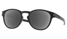 Oakley Latch Prescription Sunglasses - Matte Black (Gunmetal Latch)