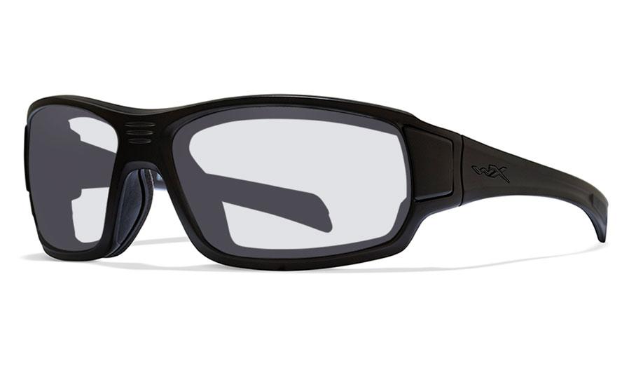 Wiley X Breach Prescription Sunglasses - Matte Black