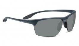 Serengeti Linosa Prescription Sunglasses - Sanded Dark Grey
