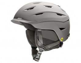 Smith Level MIPS Ski Helmet - Matte Cloudgrey