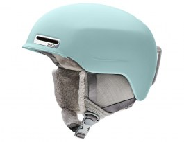 Smith Allure Ski Helmet - Matte Pale Mint