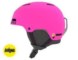 Giro Crue MIPS Ski Helmet - Matte Bright Pink