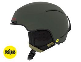 Giro Jackson MIPS Ski Helmet - Matte Olive Black