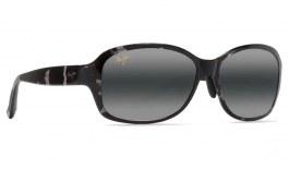 Maui Jim Koki Beach Prescription Sunglasses - Black and Grey Tortoise
