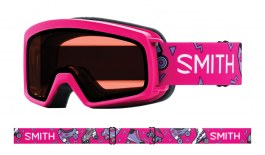 Smith Rascal Ski Goggles - Pink Skates / RC36