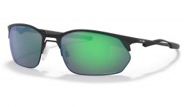 Oakley Wire Tap 2.0 Sunglasses - Satin Light Steel / Prizm Jade