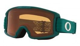 Oakley Line Miner Youth Ski Goggles - Prizm Icon Balsam / Prizm Persimmon