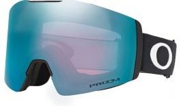 Oakley Fall Line XM Ski Goggles - Matte Black / Prizm Sapphire Iridium