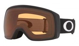 Oakley Flight Tracker XS Ski Goggles - Matte Black / Prizm Persimmon