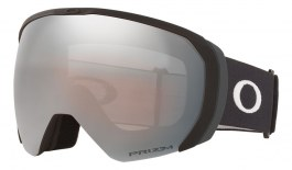 Oakley Flight Path XL Prescription Ski Goggles - Matte Black / Prizm Black Iridium