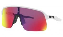 Oakley Sutro Lite Sunglasses - Matte White / Prizm Road