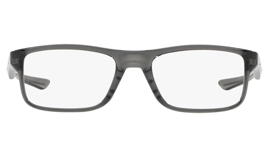 9f749146f7 Oakley Plank 2.0 - Polished Grey Smoke - Oakley Prescription Lenses ...