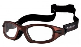 Progear Eyeguard Prescription Goggles - Matte Burgundy