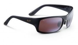Maui Jim Haleakala Sunglasses - Gloss Black / Maui Rose Polarised