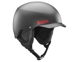 Bern Team Baker Ski Helmet - Matte Black