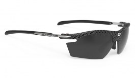 Rudy Project Rydon Prescription Sunglasses - Clip-On Insert - Carbon / Smoke Black