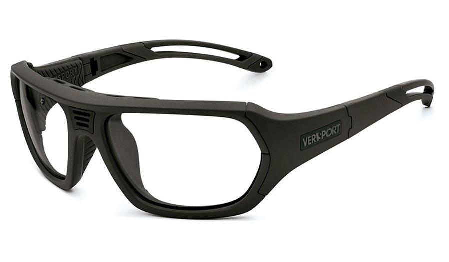 f213ec74dc VerSport Troy Prescription Glasses - Matte Black - RxSport