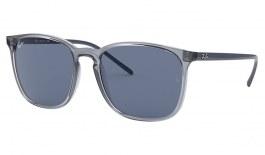 Ray-Ban RB4387 Sunglasses - Blue / Blue