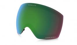 Oakley Flight Deck XM Ski Goggles Replacement Lens Kit - Prizm Jade Iridium