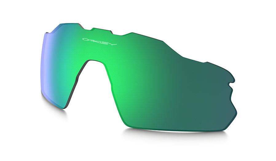 Oakley Radar EV Pitch Replacement Lens Kit - Prizm Jade Polarised