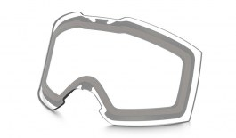Oakley Fall Line XL Ski Goggles Replacement Lens Kit - Clear