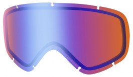 Anon Helix 2.0 Ski Goggle Replacement Lens - Sonar Blue