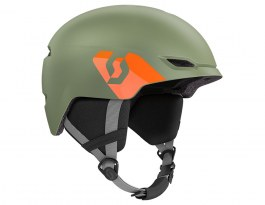 Scott Keeper 2 Junior Ski Helmet - Green Moss